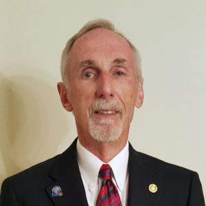 Bill Ferguson - Treasurer of Chesapeake Housing Mission